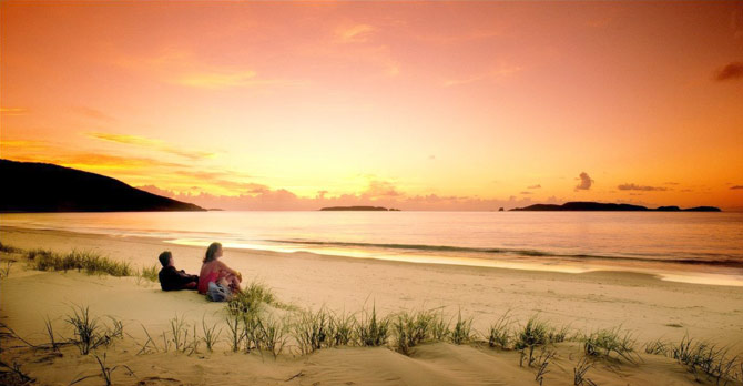 Fishermans Beach Great Keppel Island